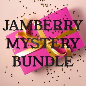 Jamberry: 4 Mystery Floral Style Wraps Full Sheets